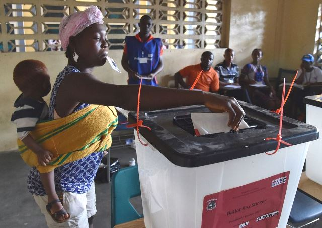 Liberia's Election Body Dismisses Voting Fraud Complaints -