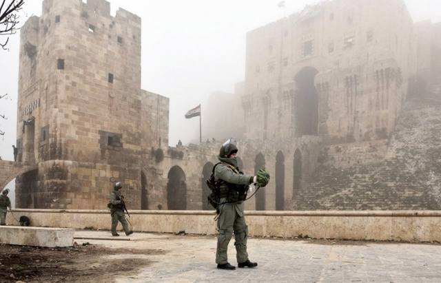 Aleppo governor thanks Russia, China, Iran for assisting Syria in war on terror World -