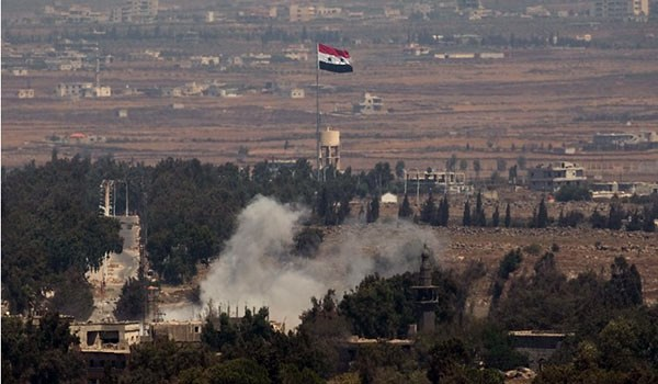 TEHRAN (FNA)- The Syrian army sent a large number of fresh forces to strategic regions in the Northern part of Hama province on Wednesday.