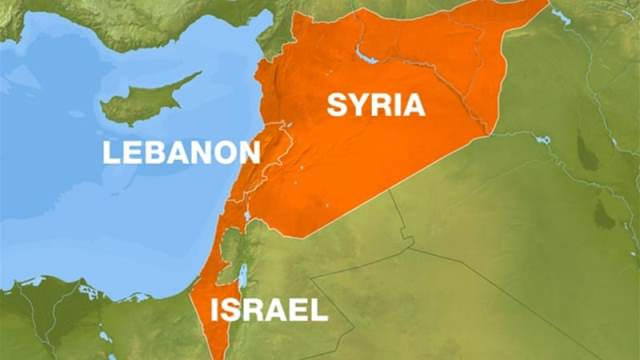 Syria army intercepts Israel missiles near Damascus