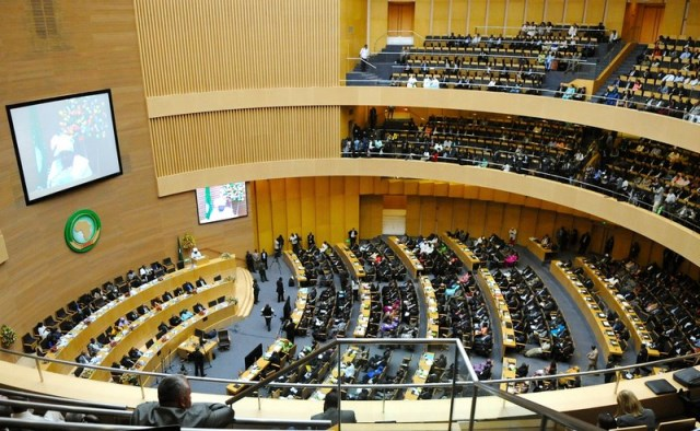 Tempers flare at Abuja all female Moot African Union Summit, President Weah's Election Highlighted -
