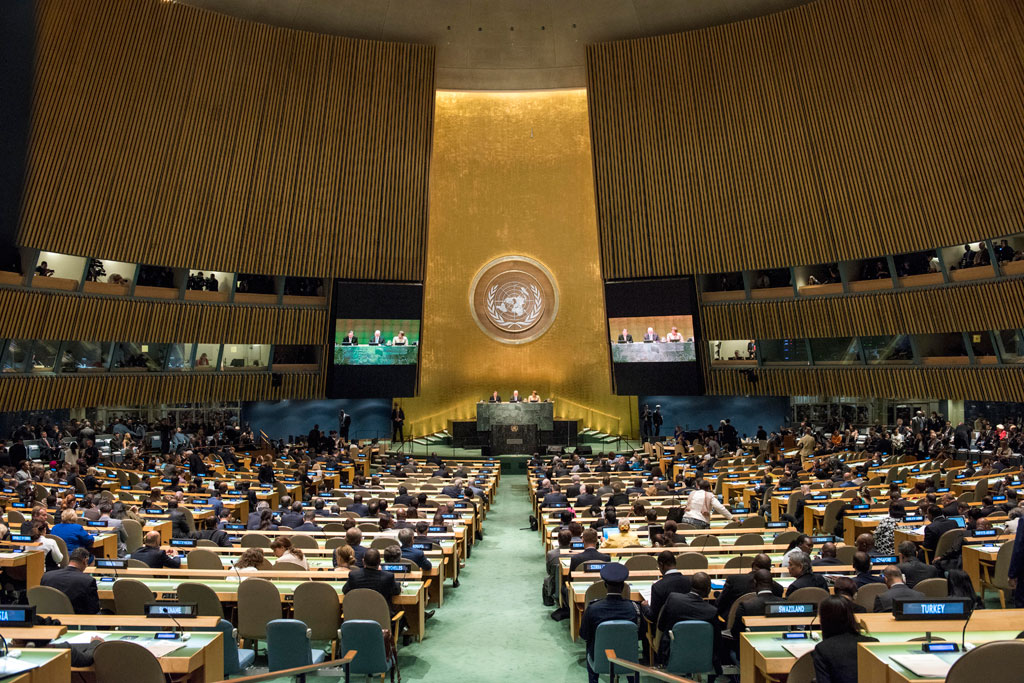SDGs Year 1:  Event to mark the Anniversary of the Adoption of the 2030 Agenda and the Sustainable Development Goals