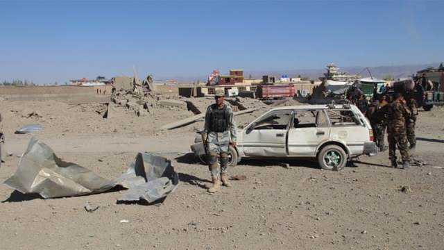Taliban kills scores in Afghanistan's Paktia and Ghazni -