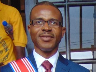 Dr. Dougbeh Chris Nyan, is a leading Liberian scientist based in the United States of America