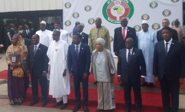 ECOWAS Pays Final Tribute To President Sirleaf At Her Last Summit -