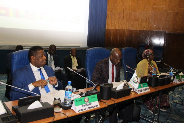 Liberian Defense Official Pleads ECOWAS' Intervention in Electoral Process As Statutory Meetings Heat Up in Abuja Ahead of Annual Summit -