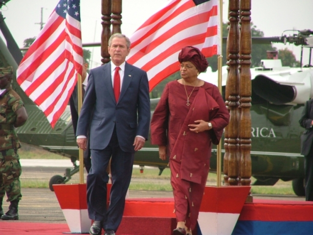 Wins and Losses for Outgoing Liberian President Ellen Johnson Sirleaf -