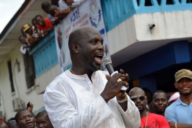 Weah and Supporters still Optimistic, despite legal wrangles -