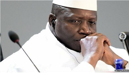 As Jammeh Departs Gmbia, $11Million Missing from Gambia's Treasury -