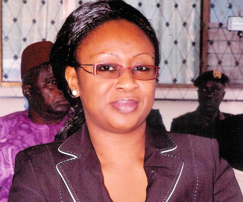 Gambia's Justice Minister Mama Singhateh