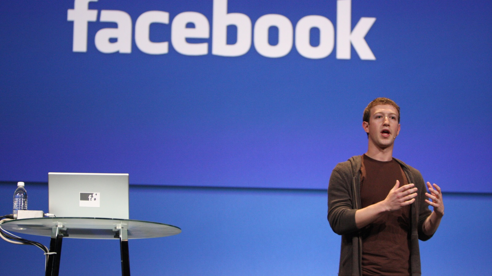 Mark Zuckerberg, Face Book CEO