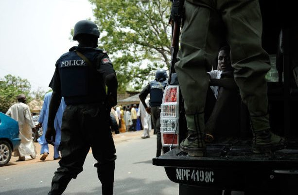 Police in Nigeria intercepts trucks carrying 145 stolen kids in Jos -