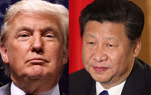 Donald Trump on Xi Jinping's power grab: 'I think it's great'