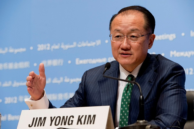 World Bank Prexy Urges Creation Of Opportunities For Children -