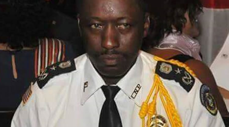 Col. Abraham S. Kromah, Deputy Director for Operations
