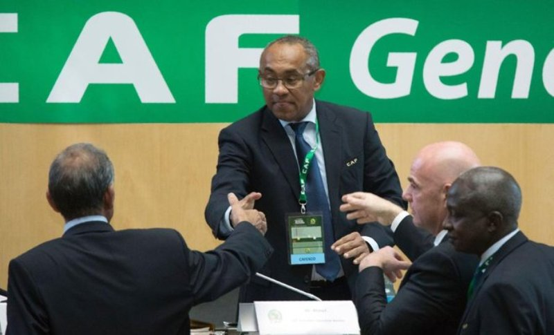 SPORTS: Africa elects new football chief after three decades -