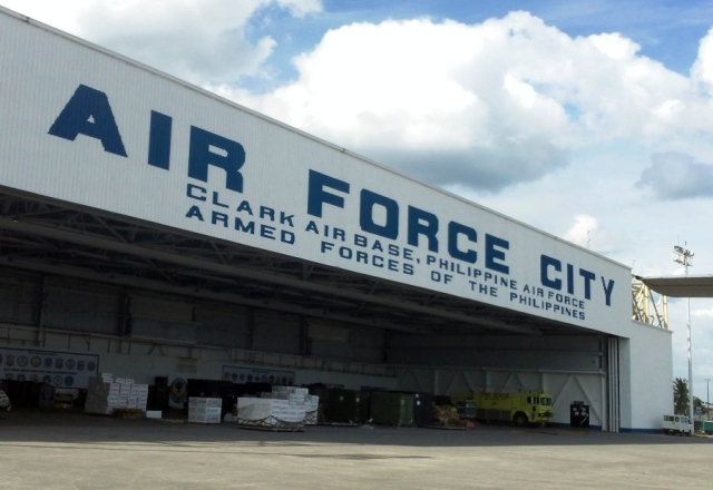Former US air base in Philippines may host commercial flights to North America -