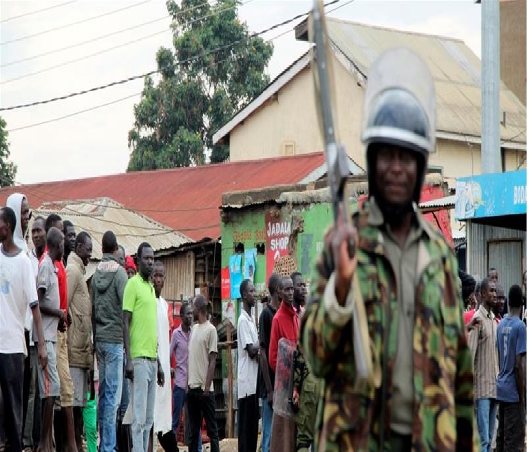 UN calls for calm in Kenya after deadly protests -