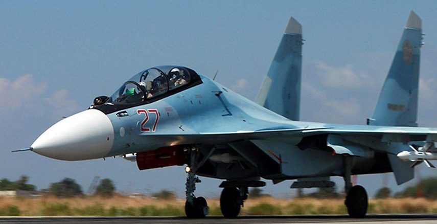Russia Sends More Fighter Jets to Syria: Russian Newspaper