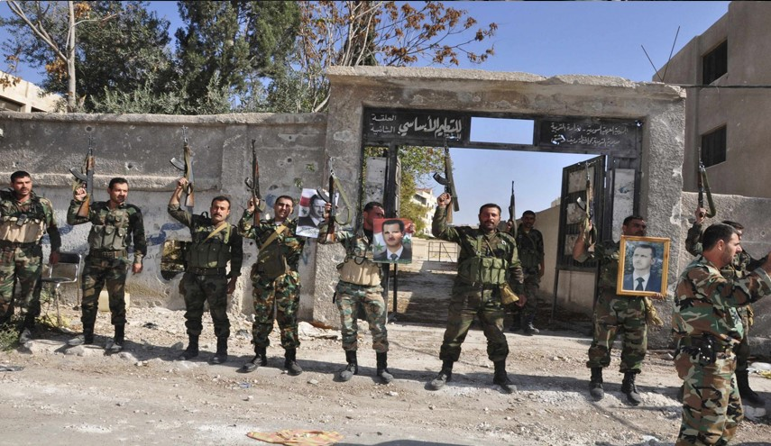 Syrian Army, Allies Make Significant Progress in Last 24 Hours