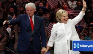 Has Hillary Clinton Filed Divorce from Bill Clinton after Presidential Election Loss?