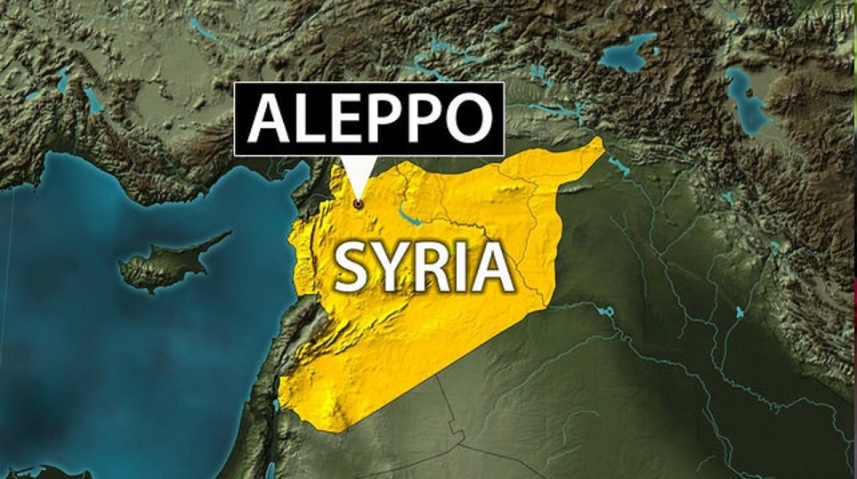 US airstrikes hit Syrian mosque, group says 40 killed, dozens injured, human rights group says -