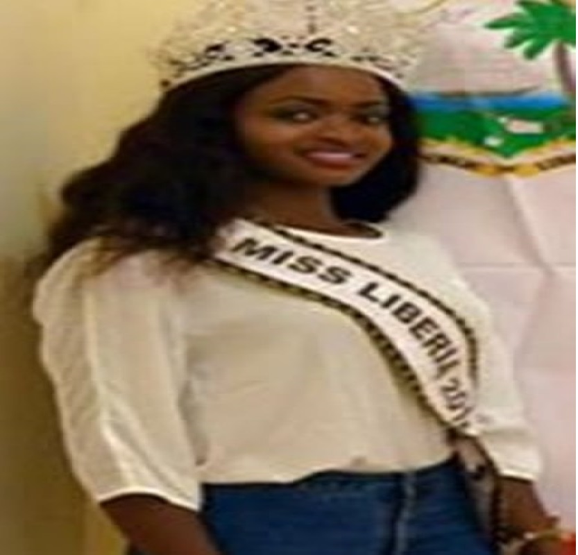 Miss Liberia Rubbishes 'Drug Peddler' Story, But MICAT Wants Title Revoke -