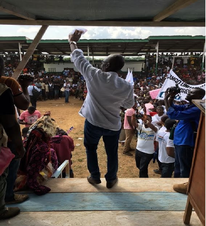 ANC Gears Up For October 10, Holds Montserrado County Primary -