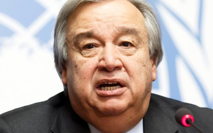 António Manuel de Oliveira Guterres,the next United Nations Secretary General