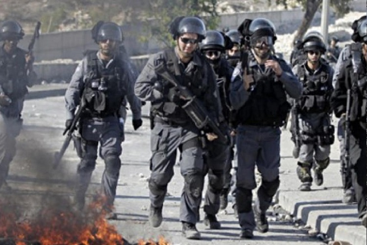 Hunger-strike Solidarity Protests: Palestinians Clash With Israeli Forces -