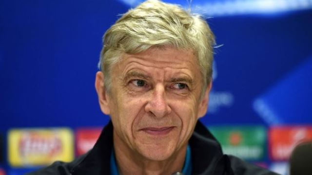Arsene Wenger wrongly celebrates George Weah's Liberia election win -