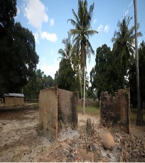 Islamic extremists in Mozambique blamed for mass beheadings