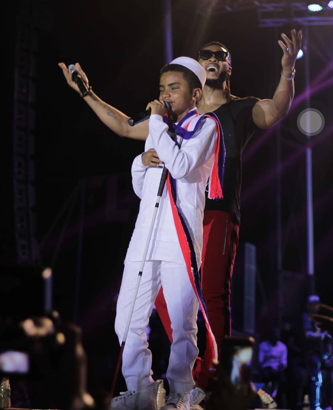 Teary Night' In Nigeria In Semah-Flavour First Public Stage