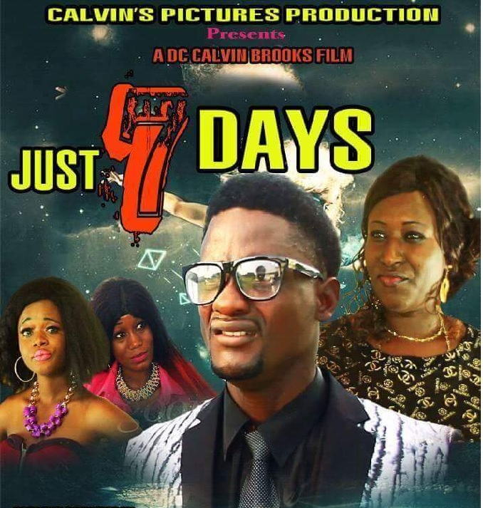 Calvin Brooks Releases New Movie 'Just 7 Days' Soon In U.S. -