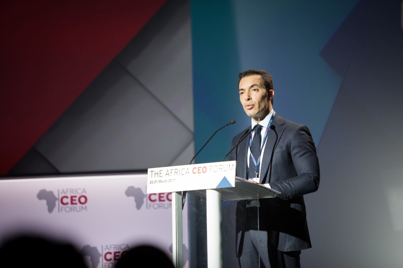 Fifth Africa CEO Forum Opens in Geneva with a Call to Reinvent a New African 'Business Model' -