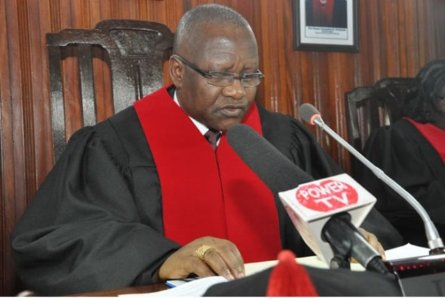Liberia's Chief Justice Wants 2017 Contestants Out Of Judiciary -