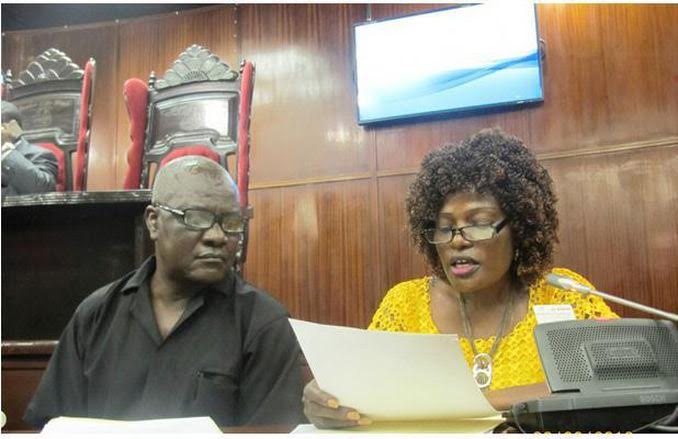 The Chief Clerk and Deputy may fall into trouble soon