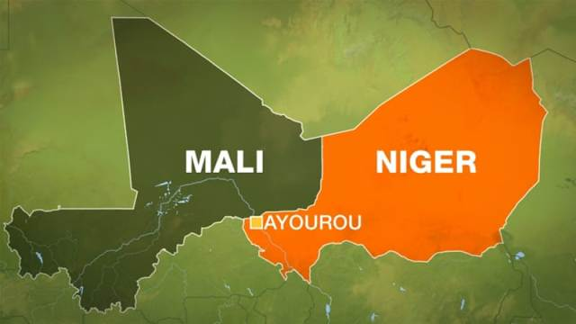 Gendarmes killed in attack at Niger base