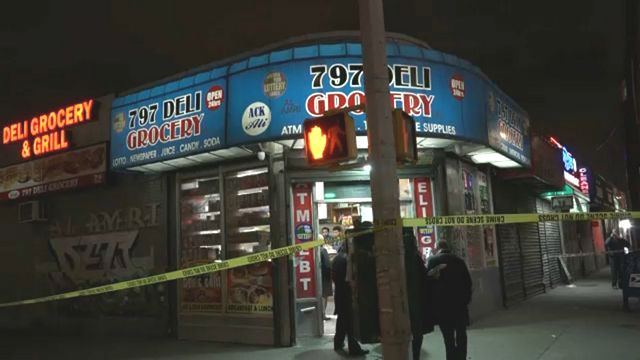 Police Search For Gunman In Deadly Deli Shooting -