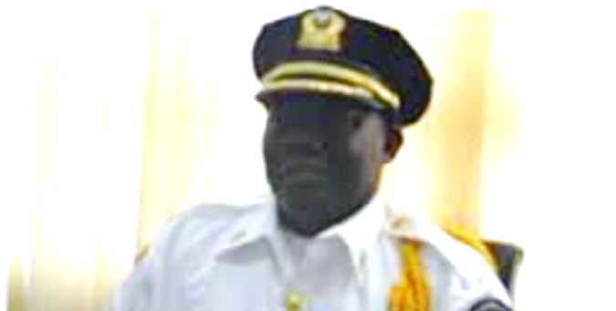 Deputy Police Director for Administration, Col. William Mulbah