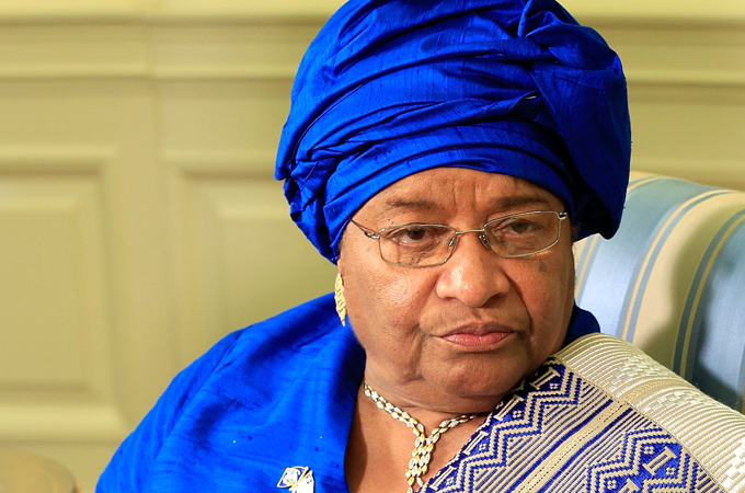 ellen johnson sirleaf Liberia's outgoing president has been expelled from her own party, for allegedly failing to support its candidate to succeed her ellen johnson sirleaf is accused of encouraging people to vote against her vice-president, joseph boakai former footballer george weah won the presidential elections in.