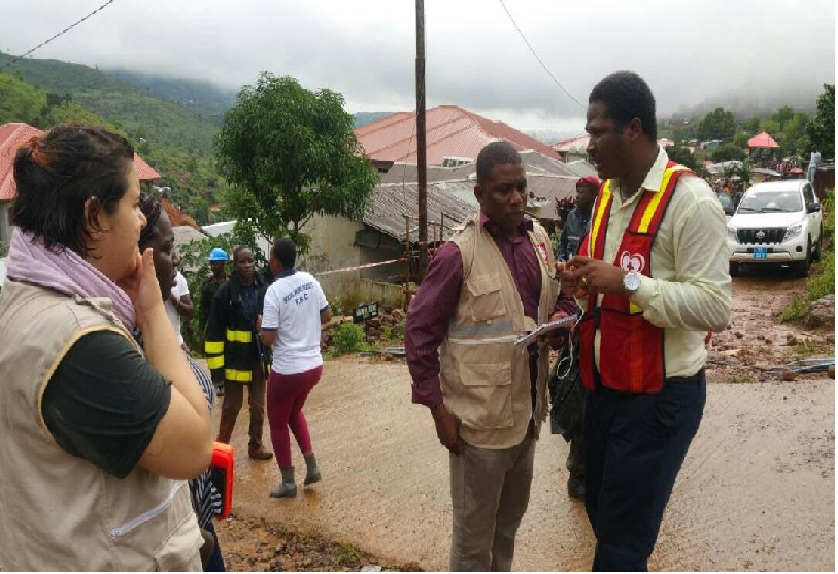 Agony, Grief Struck Freetown, Urgent Global Relief Needed -
