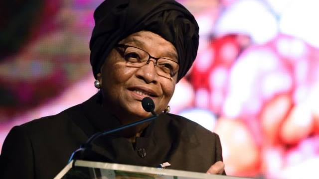 Liberia's Ellen Johnson-Sirleaf wins Mo Ibrahim prize for African Leadership