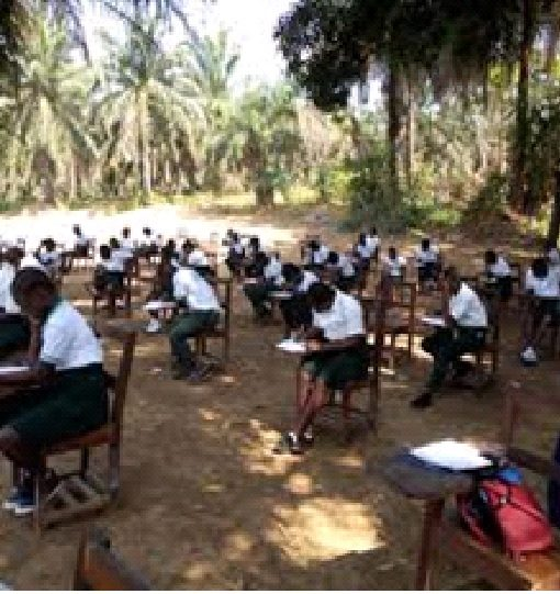Gbah - From Village to Town …. how SDPL transformed a small village in Liberia