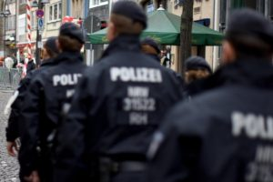 germanypolice.jpg German police have since charged the man Getty Images