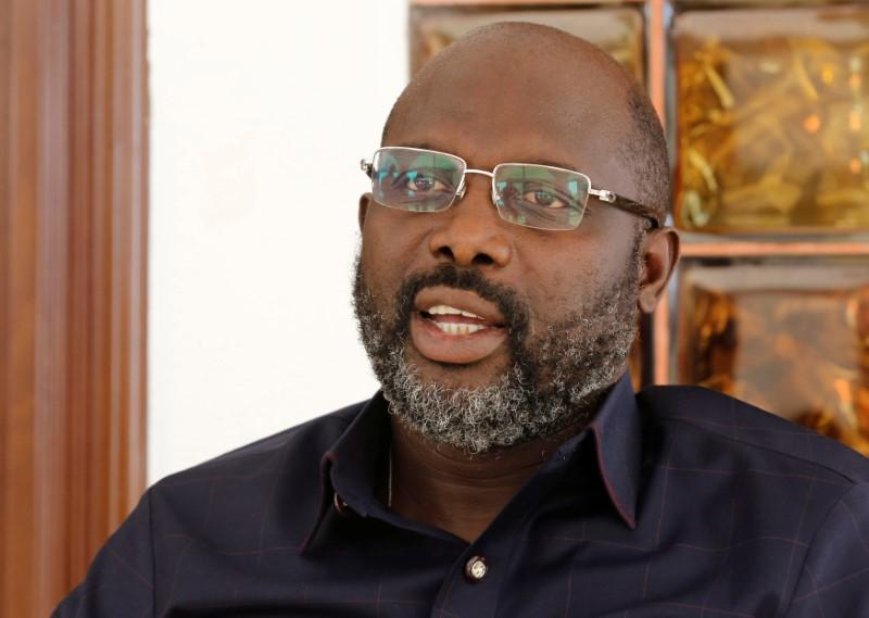 Liberia's President-elect George Weah To Attend CAF Awards In Ghana -