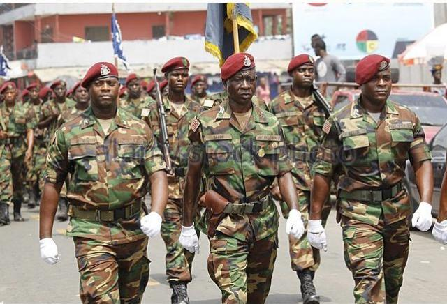 Tomorrow, February 11 Is Liberia's Armed Forces Day -