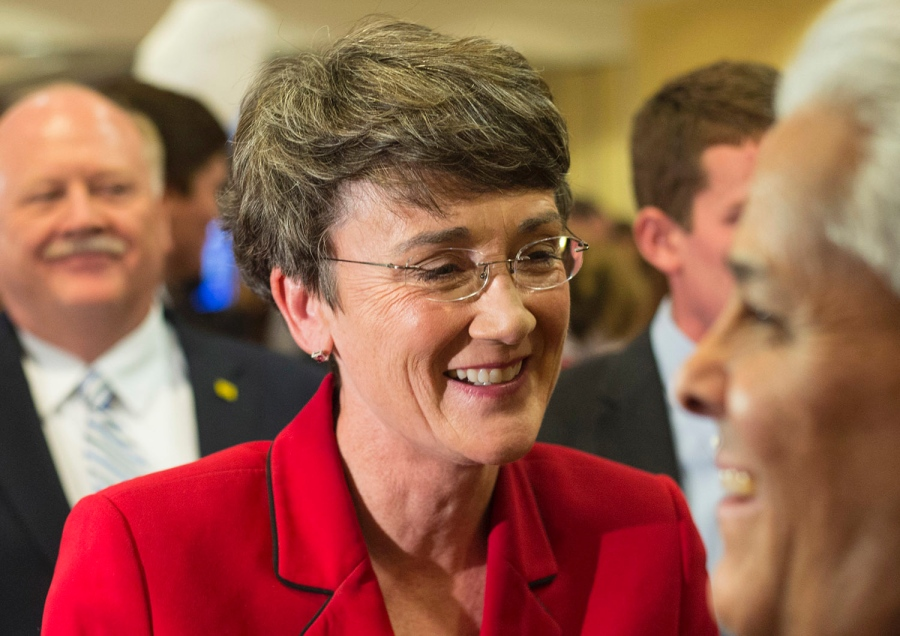 Trump nominates former Rep. Heather Wilson to be Air Force secretary -