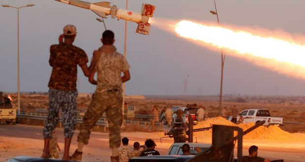 US-backed fighters say they have taken over Islamic State's headquarters in Sirte