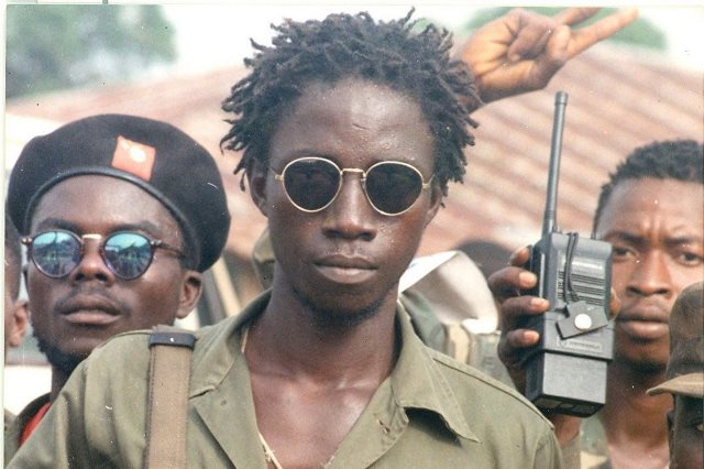 Liberian rebel commander guilty of immigration fraud -